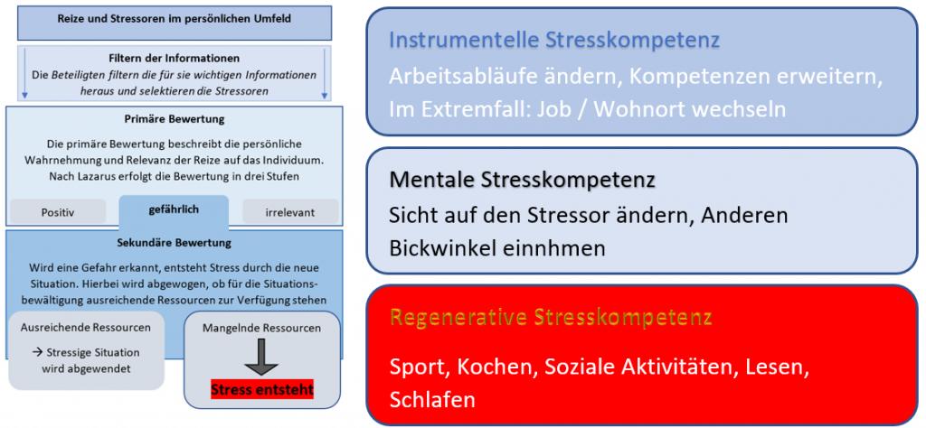 Copingstrategien im Lazarus-Modell